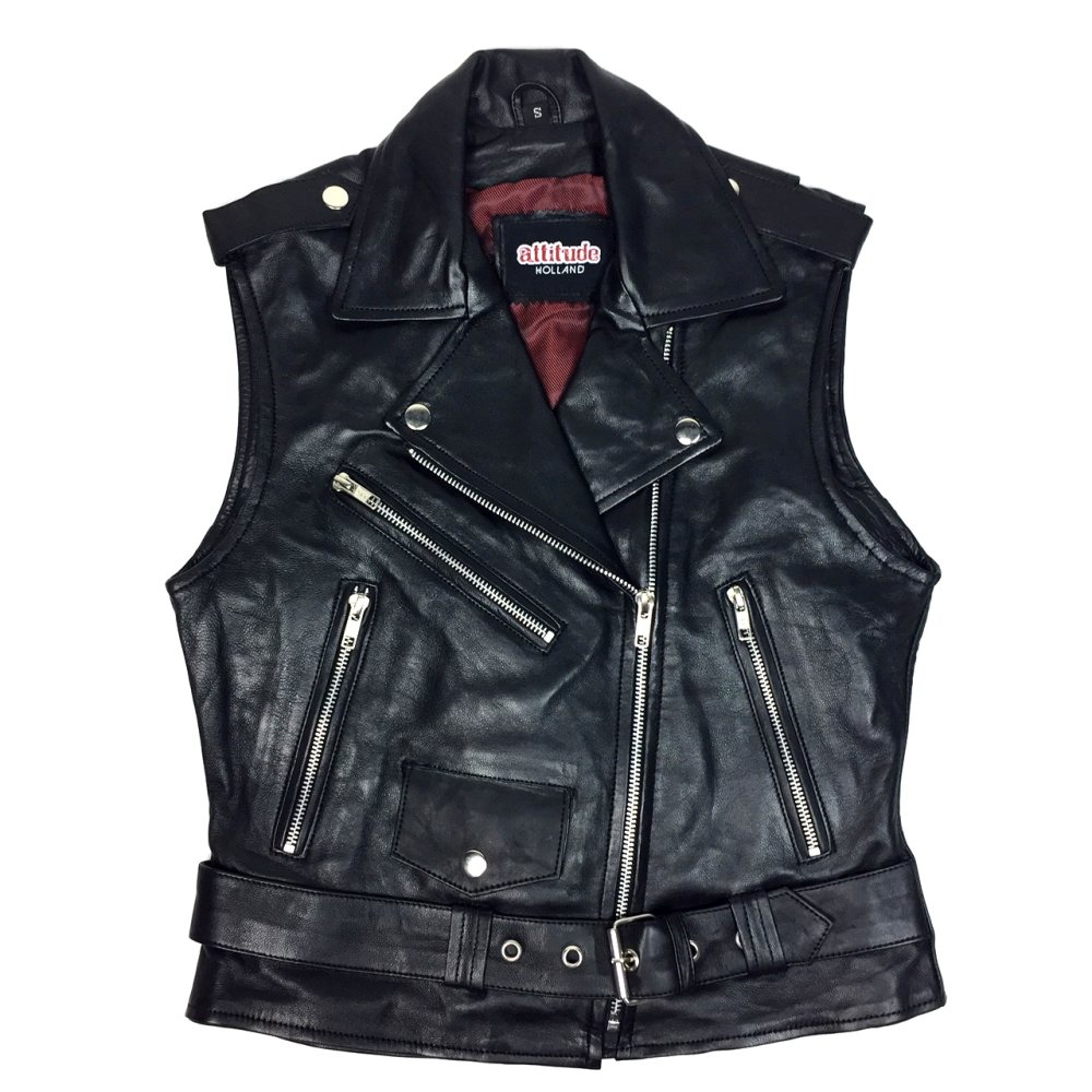 Leather jackets | Attitude Europe