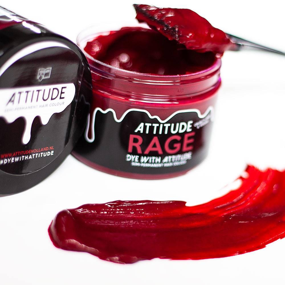 Attitude Hair Dye Attitude Hair Dye Semi permanent hairdye Rage ...