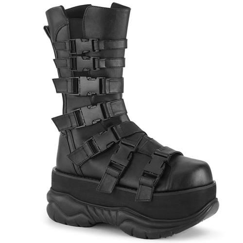9f02a7a133b82 Demonia Laarzen NEPTUNE-210 Zwart