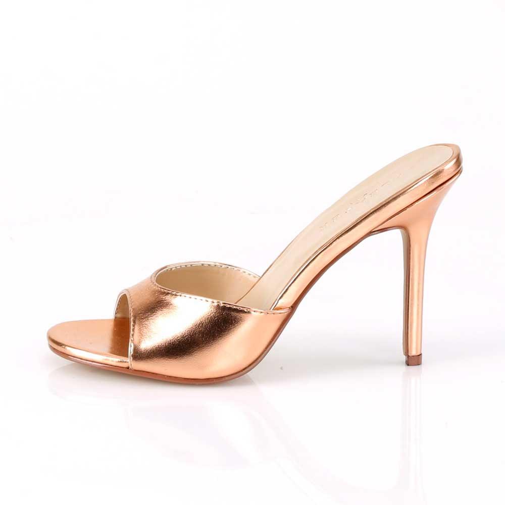 Pleaser Pleaser Mules with heel