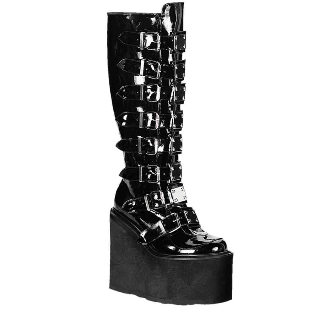 Demonia Demonia Boots SWING815 Black
