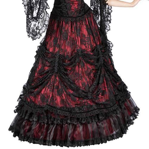 bb71ee082beda5 Sinister Sinister Long dress 1034 Purple