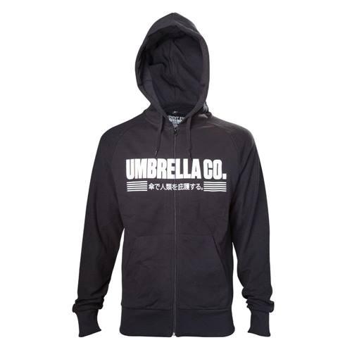 8d858e81fd Resident Evil - Umbrella Company Logo japonais Hoody à capuche pour hommes  Hood noir - Jeux