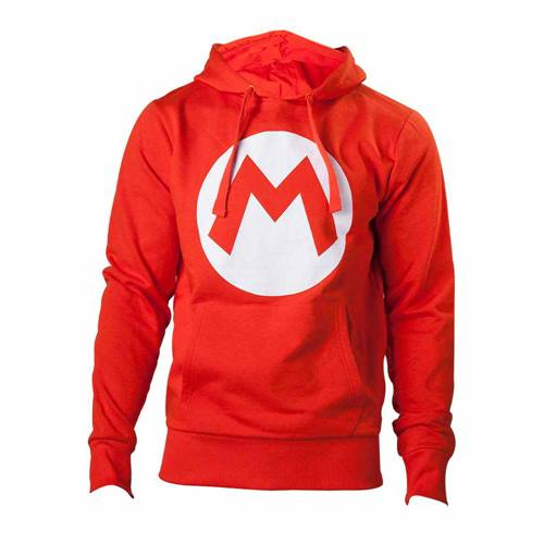 Mario Kersttrui.Nintendo Jumping Mario Kerstmis Unisex Sweater Trui Groen Games Merch