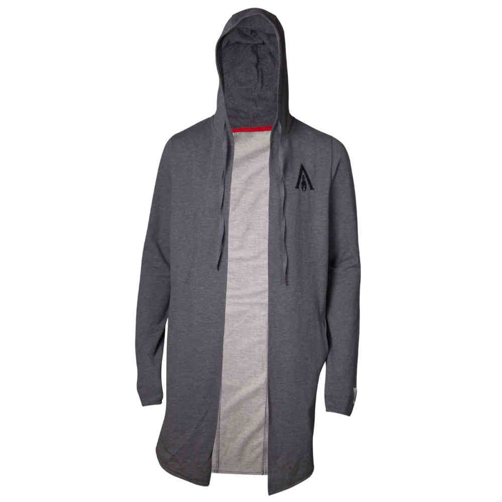 Assassin S Creed Hoodie Odyssey Apocalyptic Warrior Grey Attitude Eu