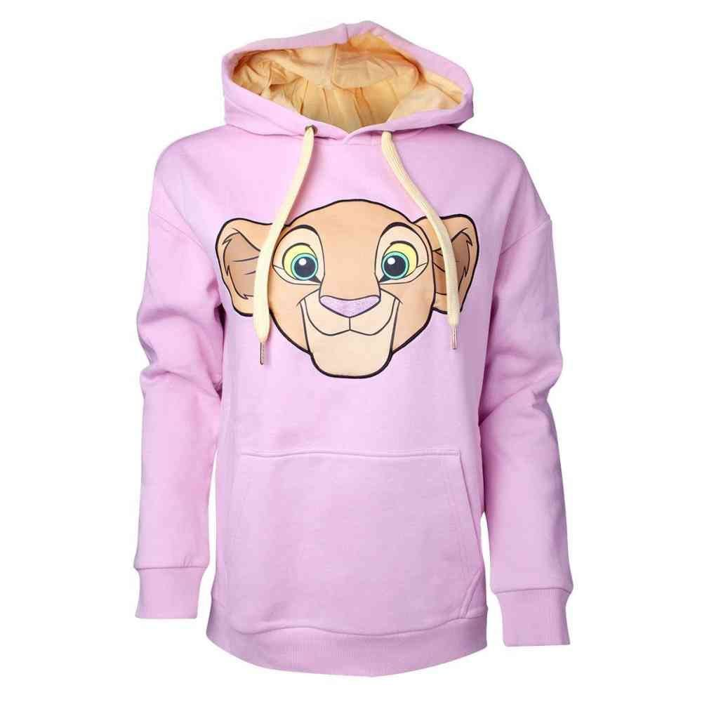 Disney Disney The Lion King Hoodie Nala Pink Attitude Europe