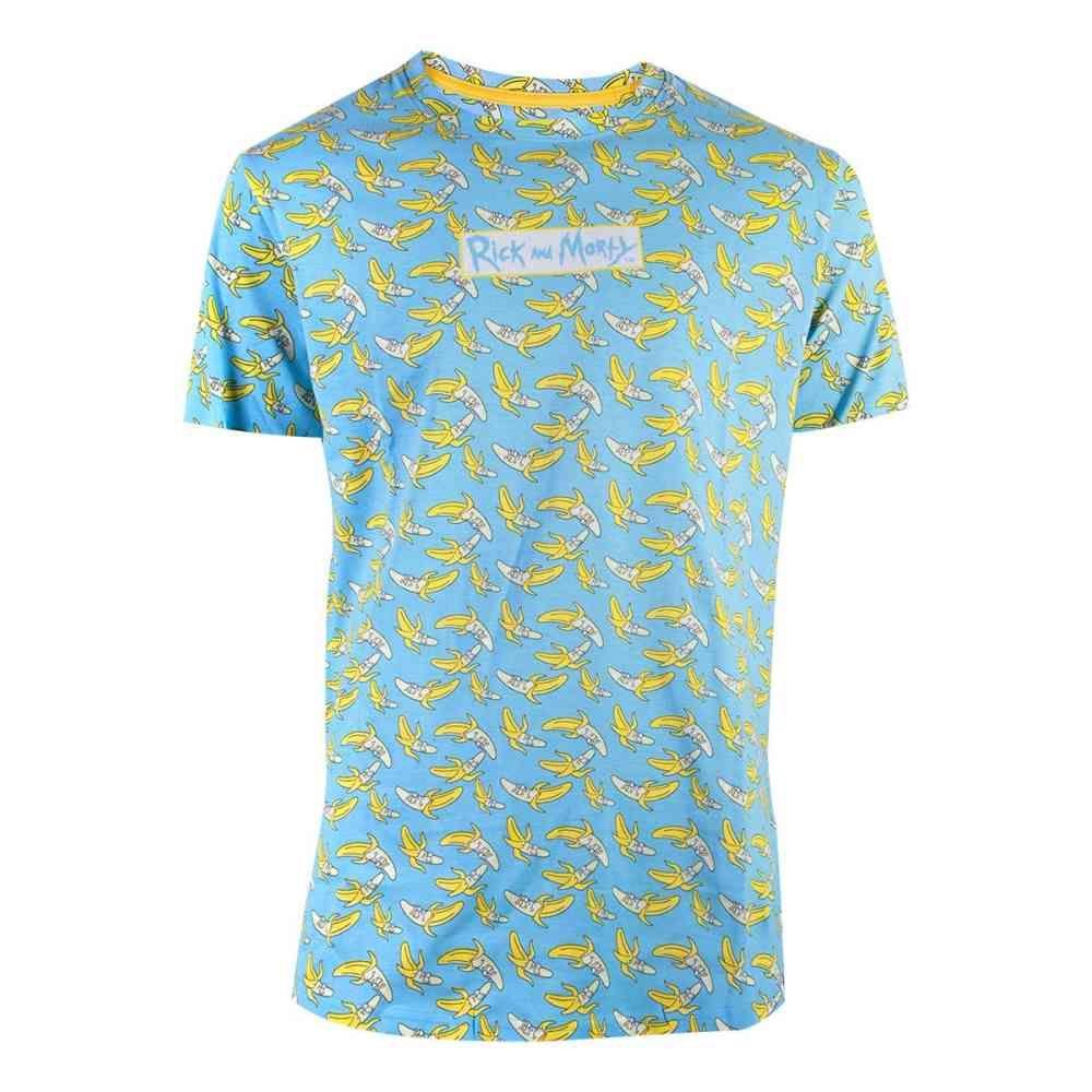 Film Choose ur Color T-Shirt Rick E Morty Vortice