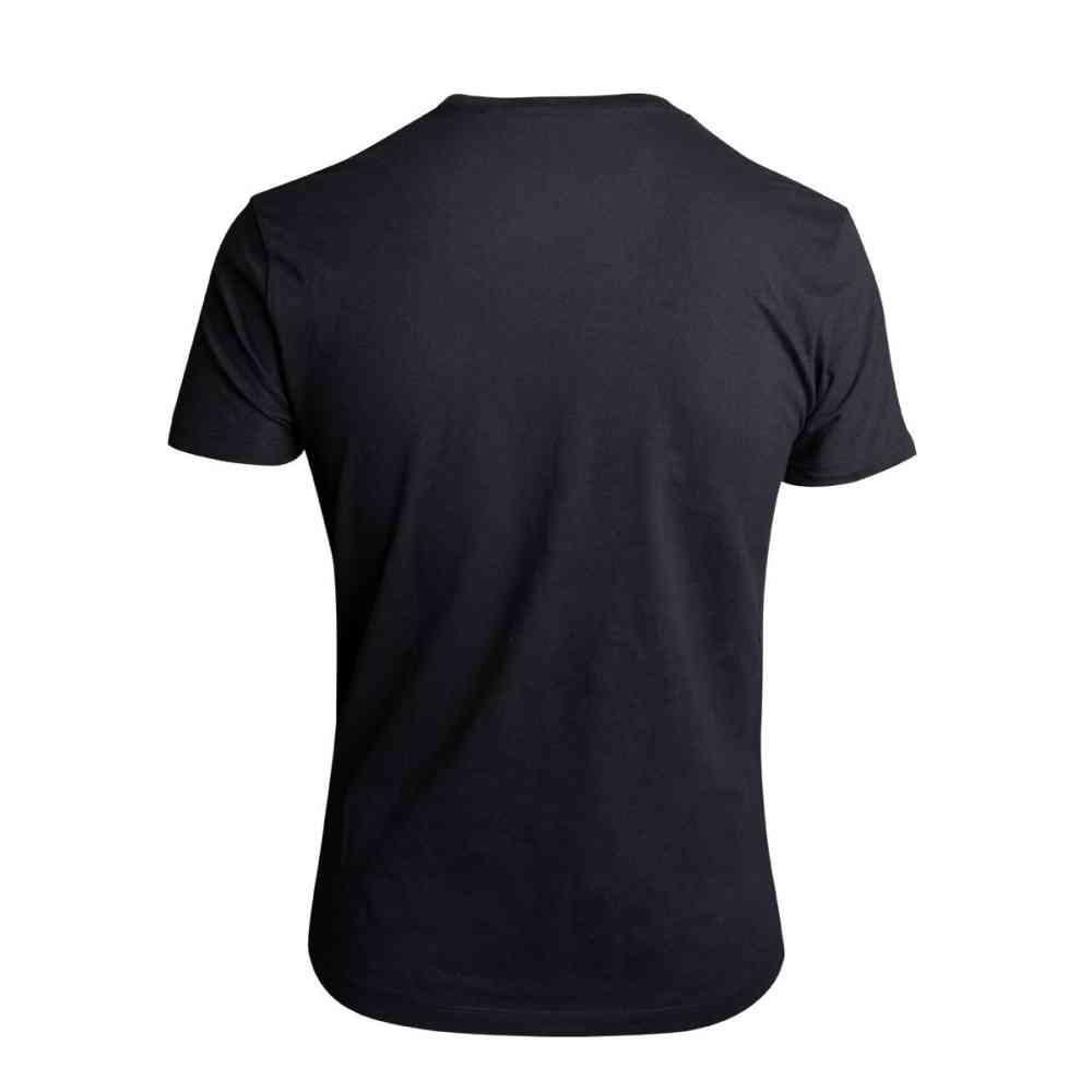 Regular//Coupe Standard Soulcalibur Heishiro Mitsurugi Homme T-Shirt Manches Courtes Noir