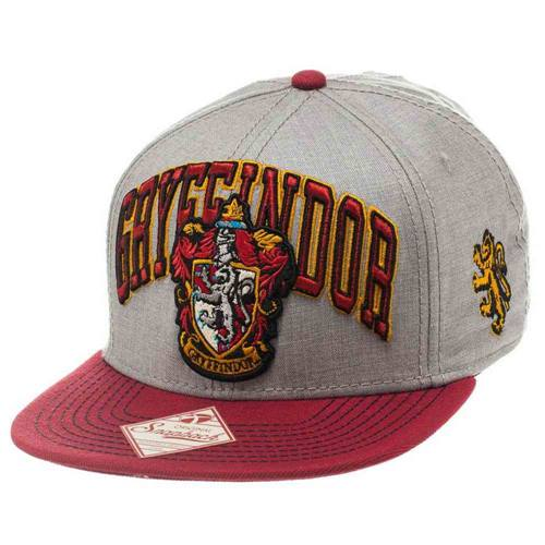 9af34ffce Harry Potter - Gryffindor snapback cap grey/red | Attitude Europe