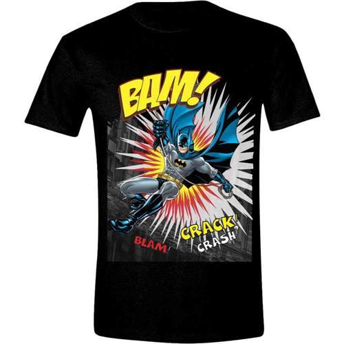 ccc3efd22 Batman - BAM! heren unisex T-shirt - Black