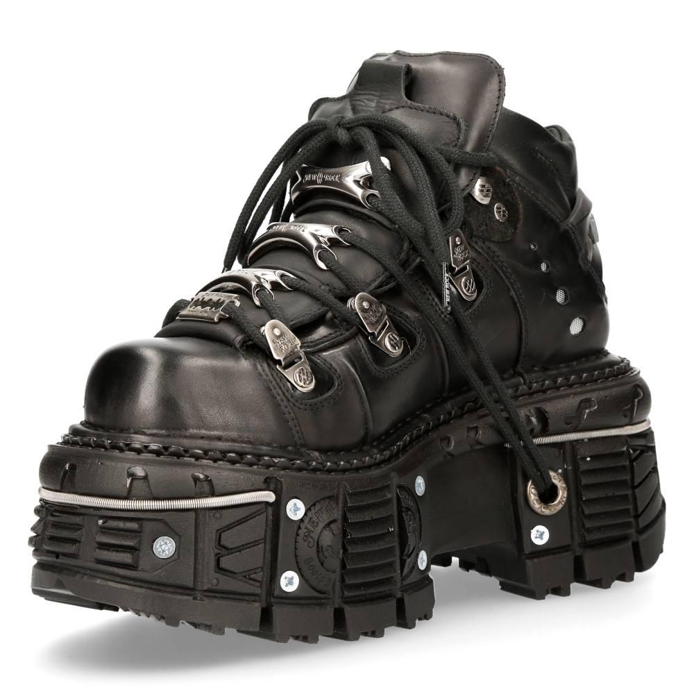 New Rock Platform sneakers MTANK006CS1