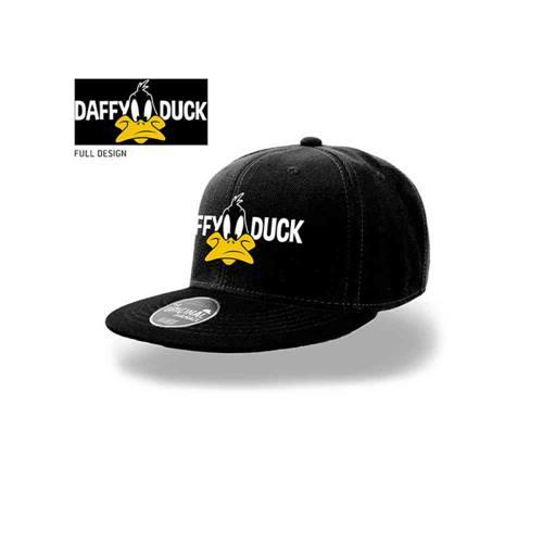 f11c58abaa10f Looney Tunes - Daffy Duck snapback pet zwart