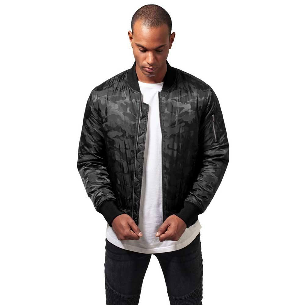Urban Classics Tonal Camo Bomber Jacket Chaqueta Hombre