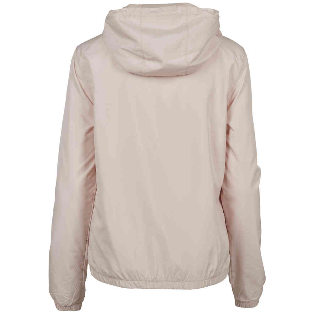 Urban Classics Ladies Basic Pull Over Jacket light pink