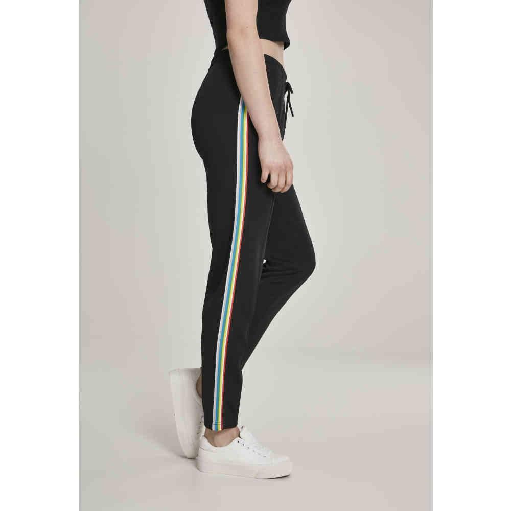 Urban Classics TRACK PANT Side Taped Hose
