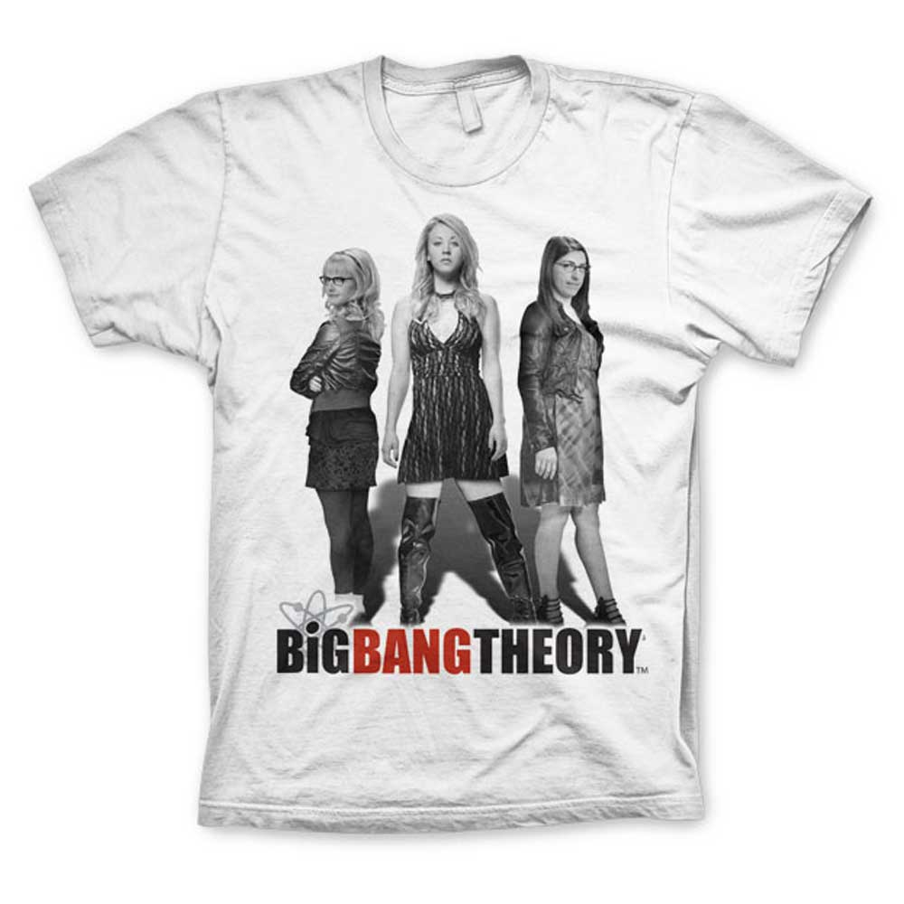 The Big Bang Theory Girls You are Here Sweatshirt