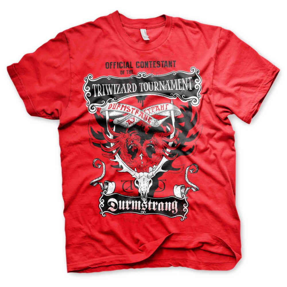 Harry Potter Trimagische Turnier T Shirt Rot Attitude Deutschland When durmstrang institute and beauxbatons were introduced in gof, i believed they were just other european schools, beauxbatons being from france. attitude deutschland