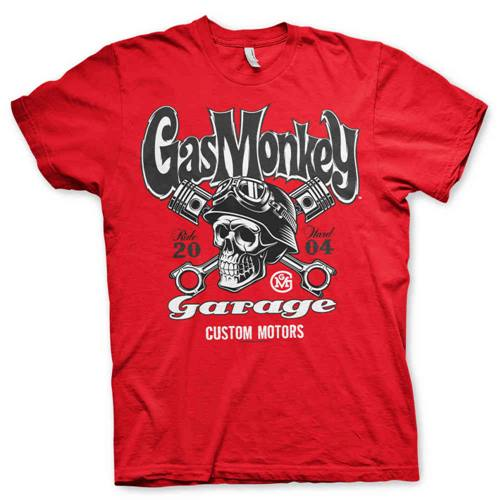 Foute Kersttrui Bol.Gas Monkey Garage Attitude Holland