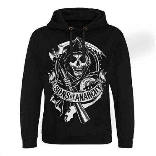 Motor Hoodie Heren.Sons Of Anarchy Attitude Holland