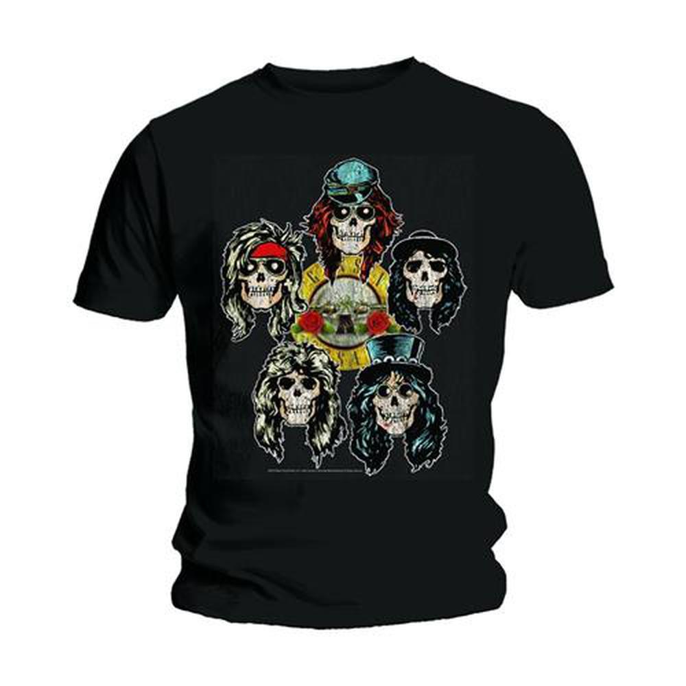 Guns N/' Roses Blood Drip Official Merchandise T-SHIRT M L XL New
