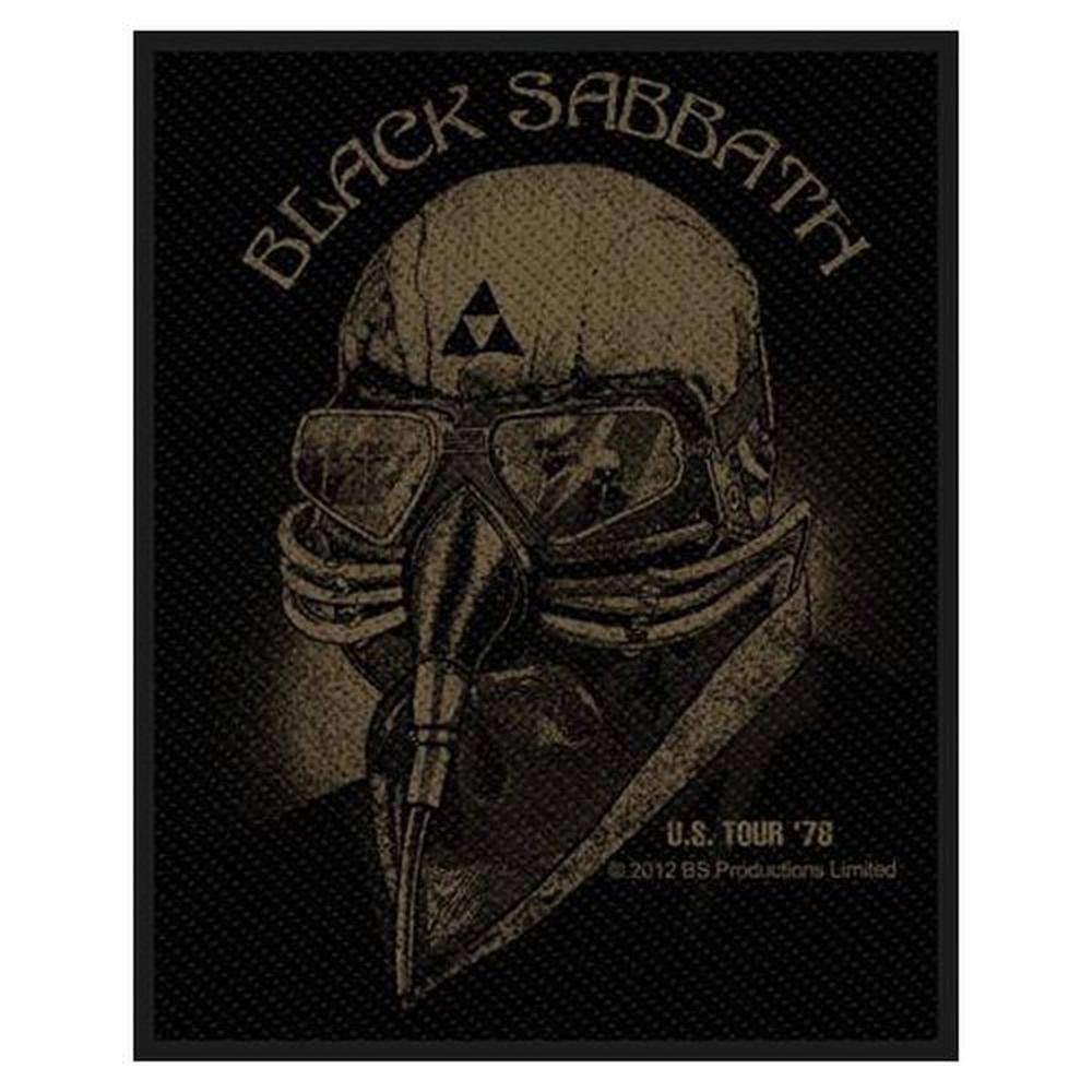 Black Sabbath 1978 Tour Poster