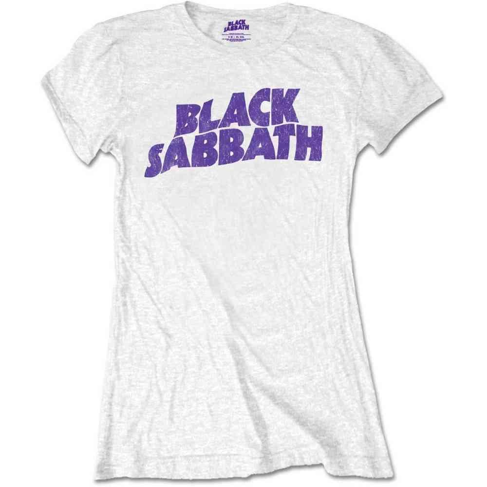 Stereophonics logo WOMEN BLACK t-shirt clothing shirt girls lady shirt damen