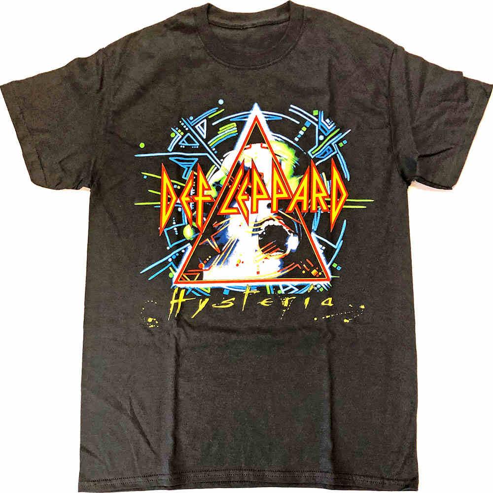 Def Leppard Femme Hysteria Cover T-Shirt