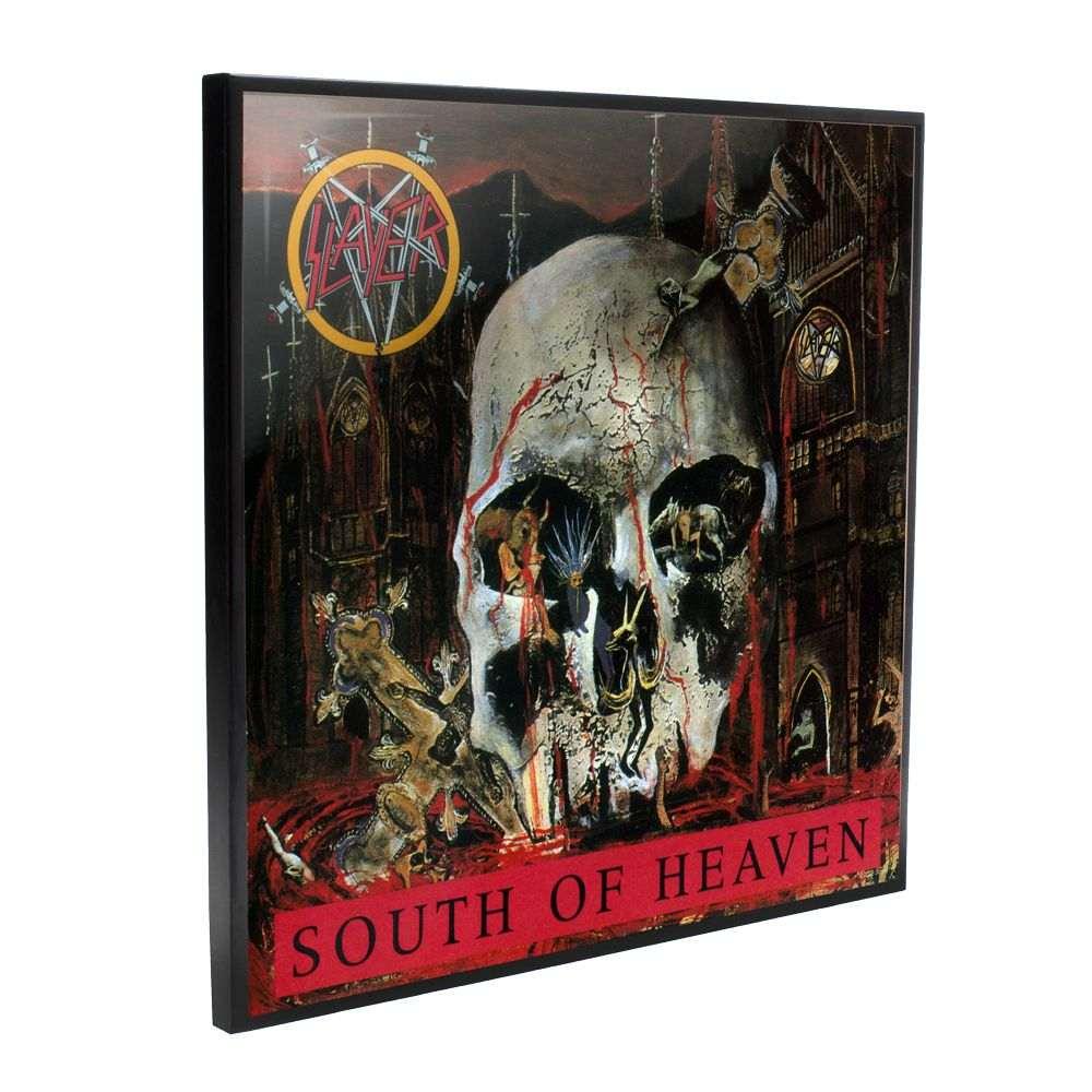 Slayer T-shirt Demonic Admat Men/'s Black