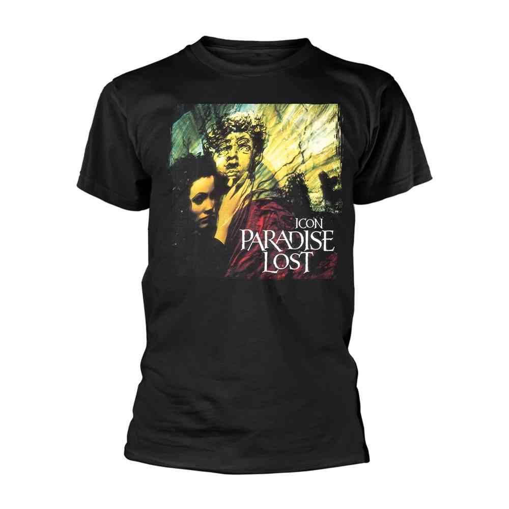 paradise lost mens tshirt icon black attitude europe attitude europe