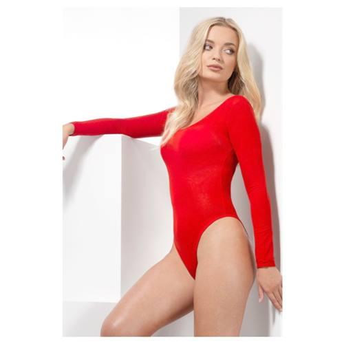 Smiffys Opaque Bloody Bodysuit